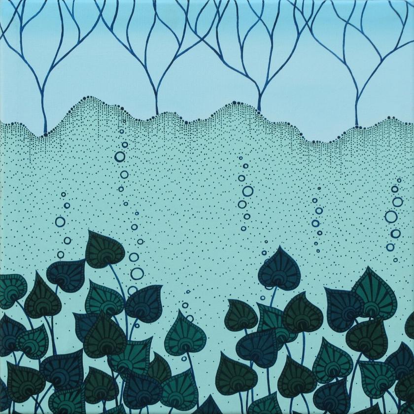 Elisa Viotto - Fiori d'acqua
