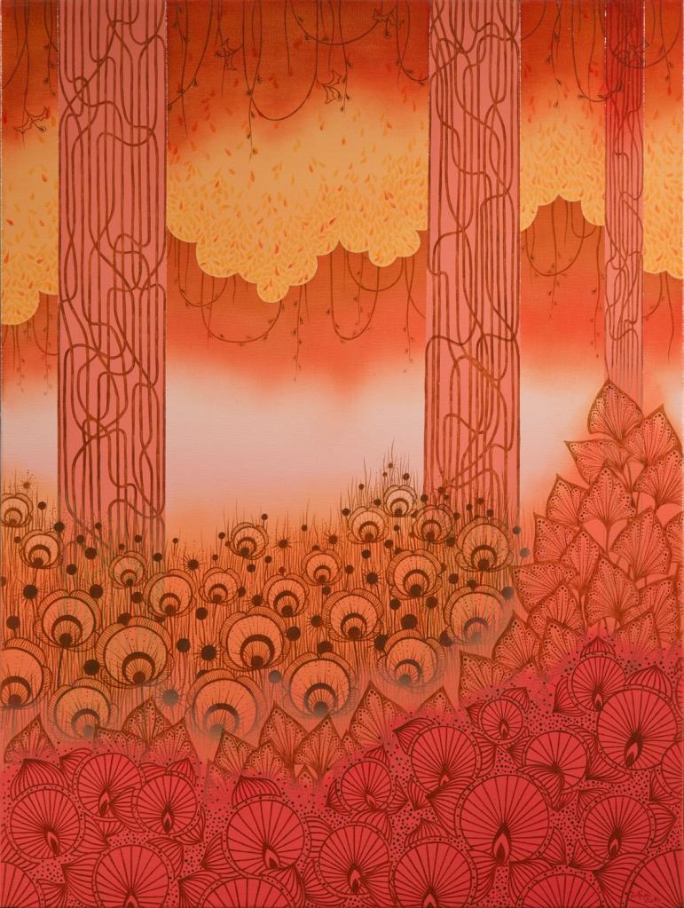 Elisa Viotto - Il caldo bosco