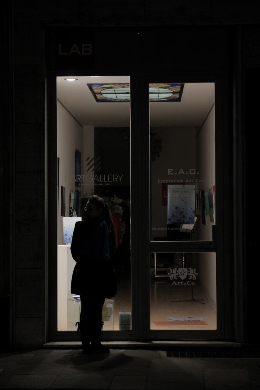 L'art Gallery Lab, Parma, Elisa Viotto, Elementi in poesia