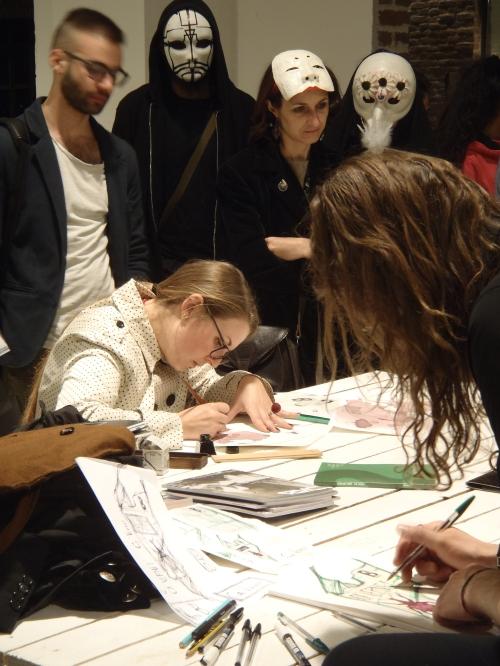 Elisa Viotto - Who art You? - Performing - Special Prize Bernavì