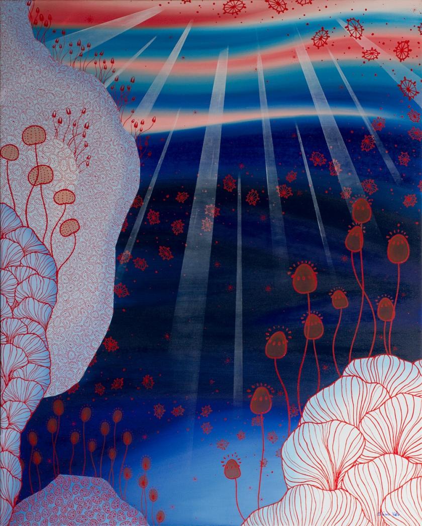 Elisa Viotto - Underwater