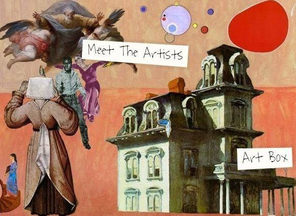 meet the artists - art box