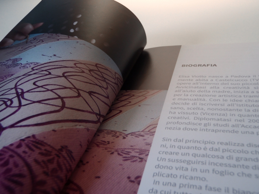 Elisa Viotto Book Biografia