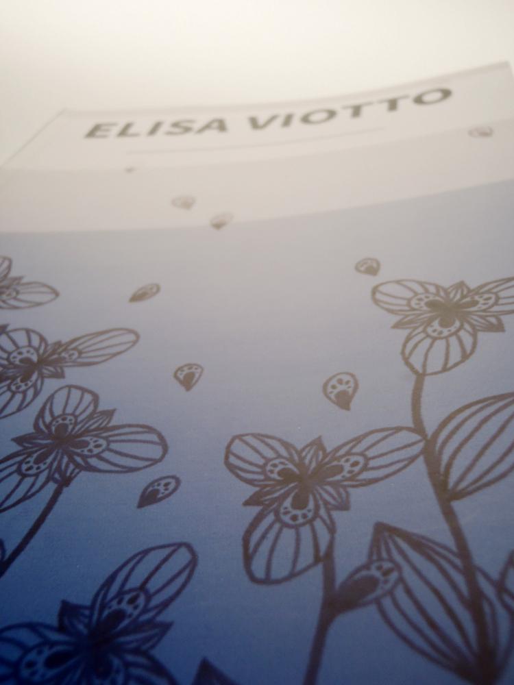 Elisa Viotto Book copertina